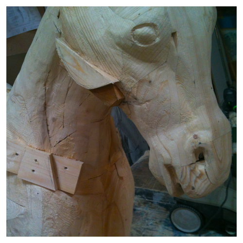 PaardenkampPaard